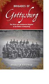 Brigades of Gettysburg by Bradley M. Gottfried