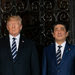 President Trump and Prime Minister Shinzo Abe of Japan at Mar-a-Lago in Palm Beach, Fla., on Tuesday. Despite their close alliance, the United States has been acting independently of Japan on matters like North Korea.