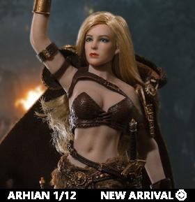 Arhian City of Horrors 1/12 Scale Figure