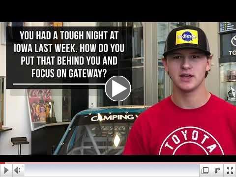 Todd Gilliland Driver Q&A