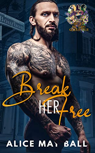 Cover for 'Break Her Free'