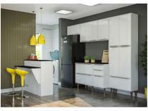 Cozinha Compacta Multimóveis Paris com Balcão