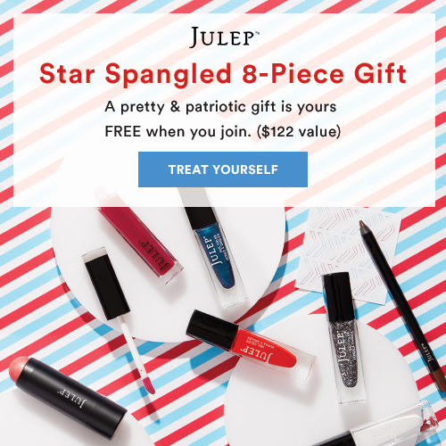 FREE 8-Piece Star Spangled Bea...
