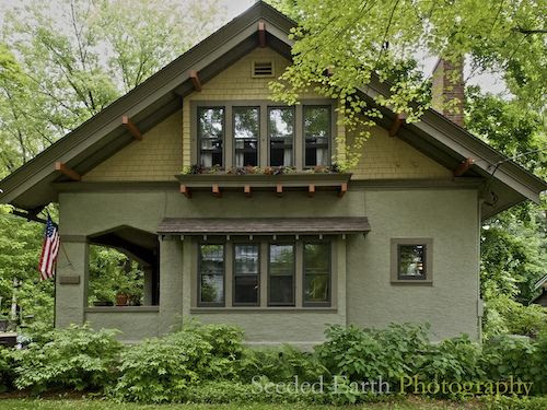 Craftsman Bungalow | by bo mackison