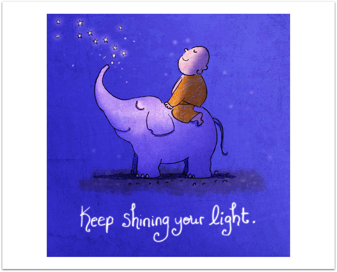 Keep Shining Your Light