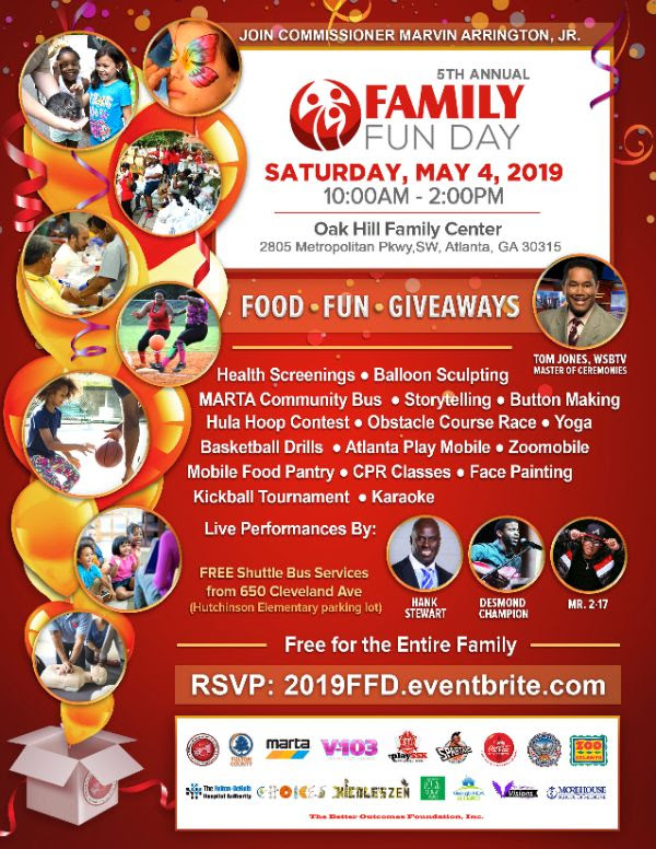 2019 Family Fun Day