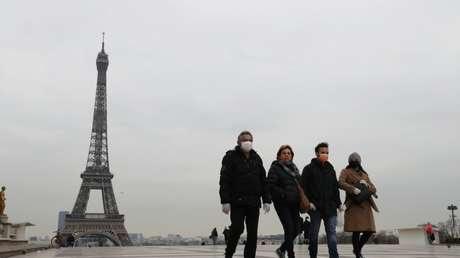 """Francia podría nacionalizar grandes empresas para enfrentar la """"guerra económica"""" contra la pandemia del coronavirus"""
