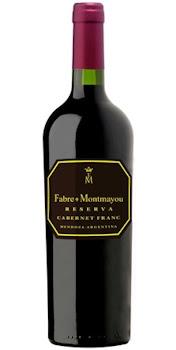 Image result for fabre montmayou reserva cabernet franc 2016