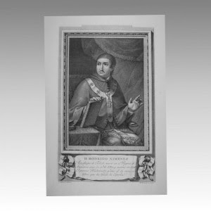 RODRIGO JIMENEZ DE LA RADA. 1791.
