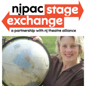 NJPAC Stage Exchange, a partnership with nj theatre alliance, Darrah Cloud