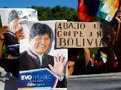 ¿La revuelta pro-Evo en Bolivia despierta la escena política canadiense?