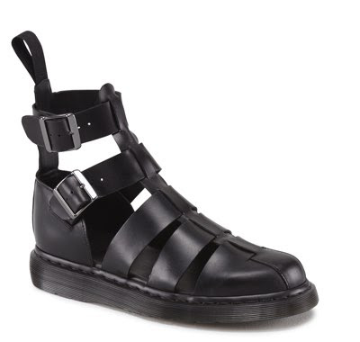 Dr. Martens: Sandals. But not as you know them WithGuitars