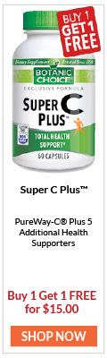 PureWay-C® Plus 5 Additional Health Supporters