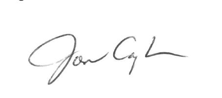 John Signature