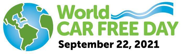 Car Free Day Logo
