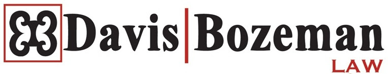 Davis Bozeman Law Logo