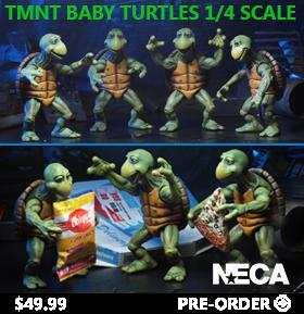 TMNT BABY TURTLES
