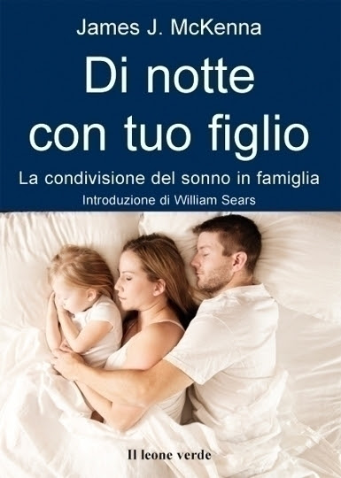 cosleeping Italian front cover