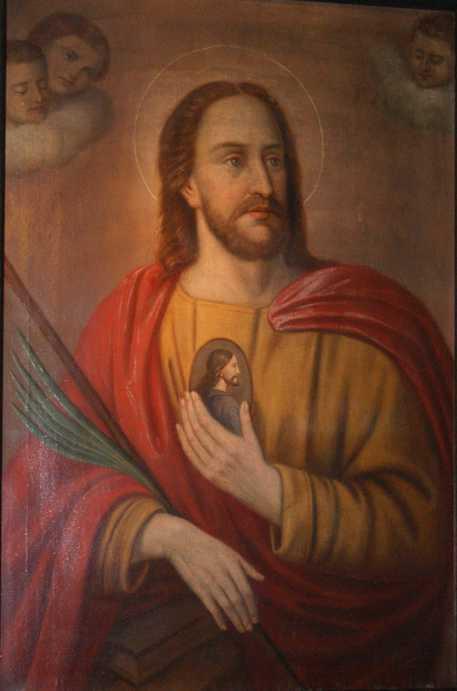 A nap Szentje Szent Simon és Szent Júdás Tádé apostolok