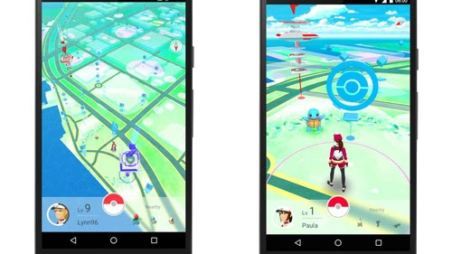 How can Pokemon Go be leverage to help your business?