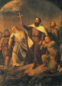 Święty Brunon Bonifacy z Kwerfurtu