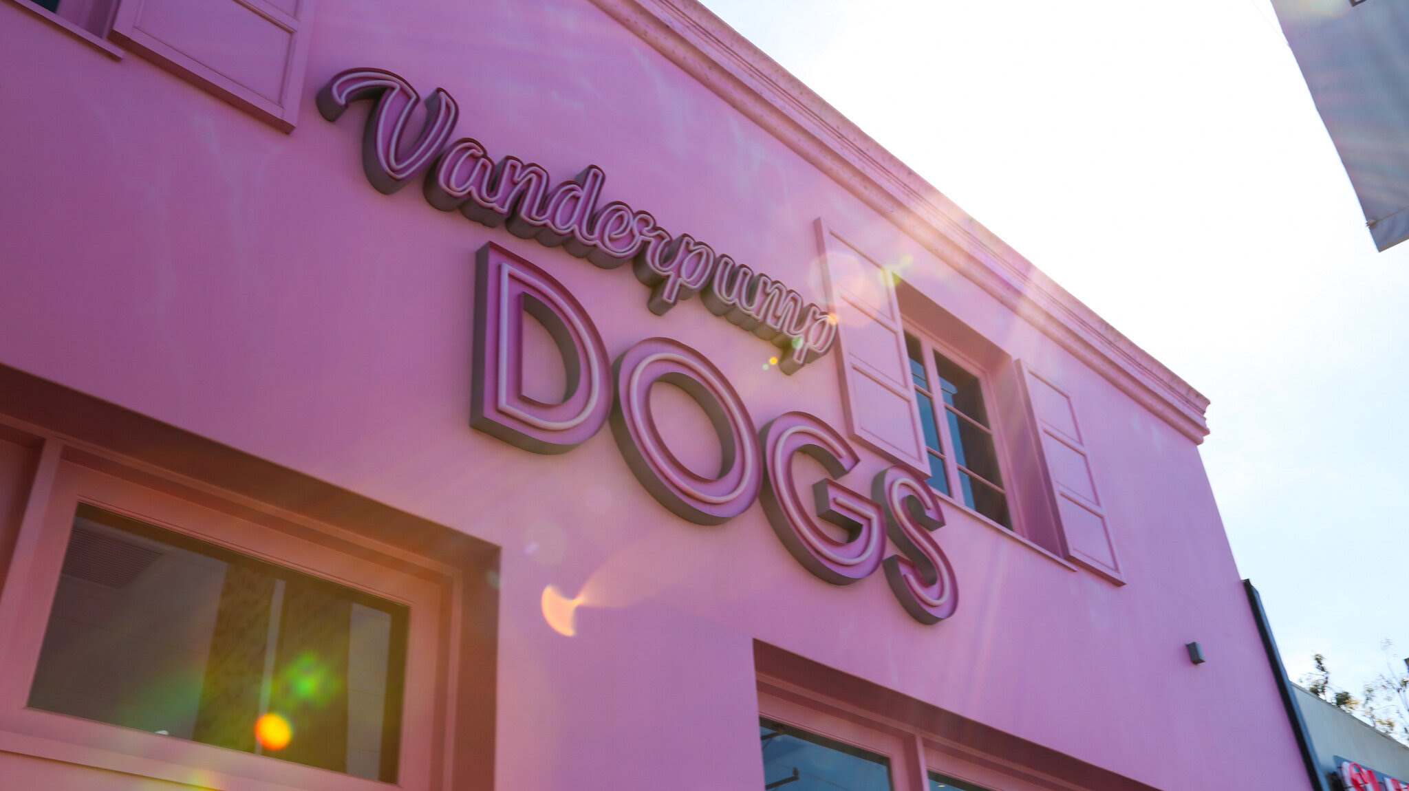 A photo of the Vanderpump Dog Foundation