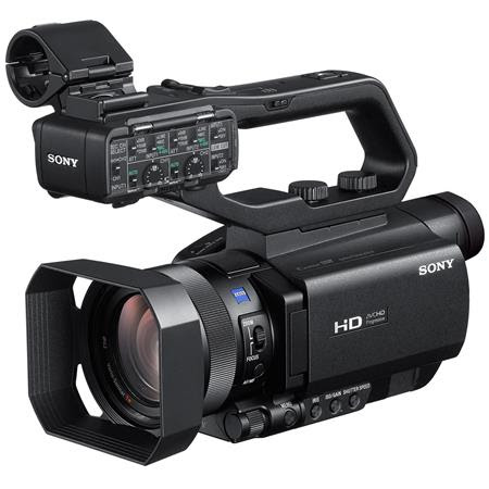 HXR-MC88 Compact Full HD Camcorder with Fast Hybrid AF, 24x Zoom, 1.0 Type Exmor RS CMOS S