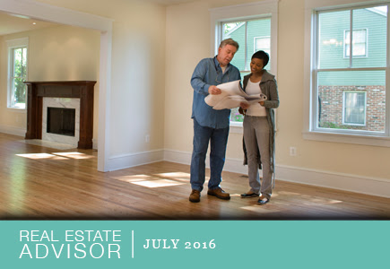 Real Estate Advisor: July 2016