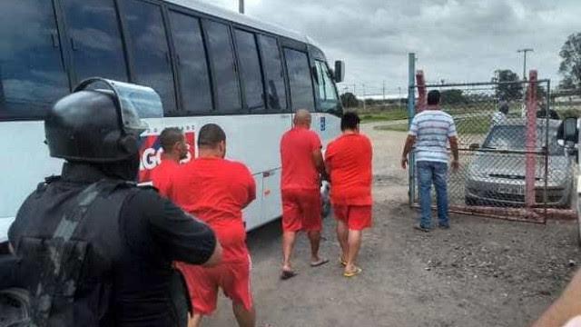 PF faz operação contra facção suspeita de ataques no Ceará
