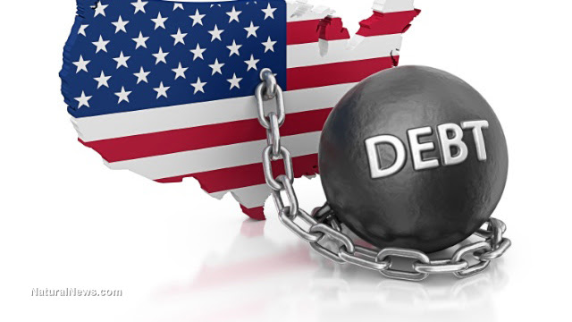 Debt Based System Running Out of Steam - Paul Craig Roberts and Greg Hunter Video