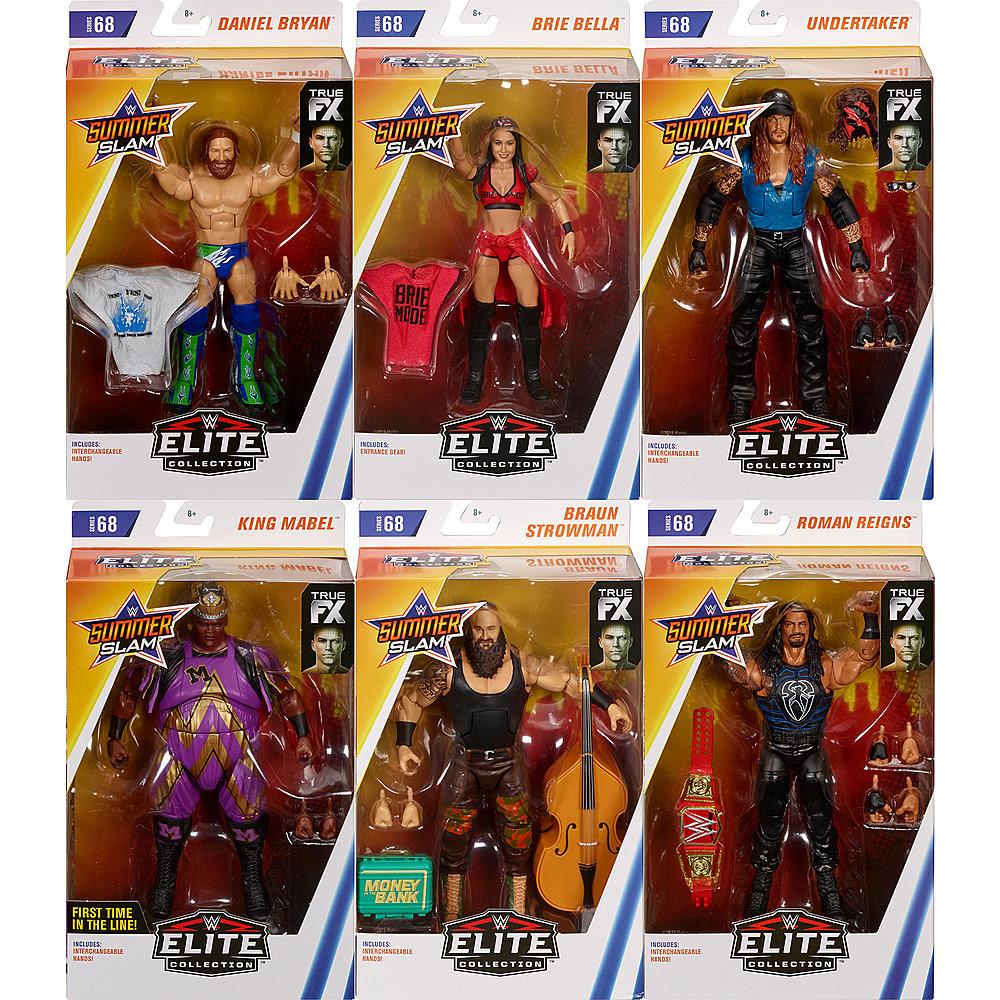 Image of WWE Wrestling Elite Series 68 - Set of 6