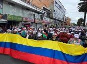 Los sindicatos colombianos aseveraron que Duque pretende intervenir en las políticas venezolanas para hacer cortina de humo en lo que pasa en Colombia.