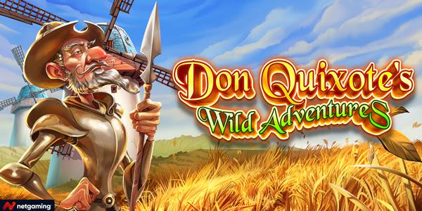 Petualangan Liar Don Quixote oleh NetGaming