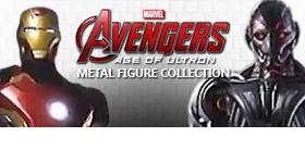 AVENGERS AGE OF ULTRON METAL FIGURE COLLECTION