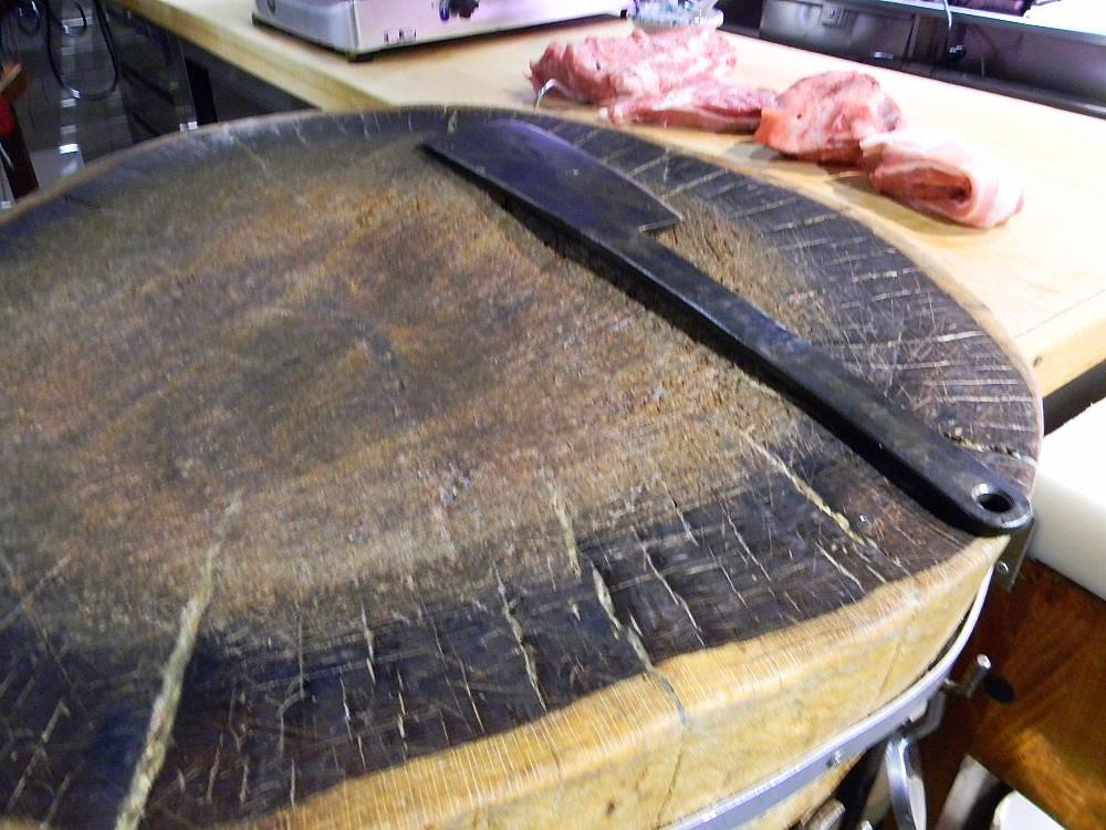 Nuovo Presidio Slow Food: è la salsiccia al ceppo di Linguaglossa