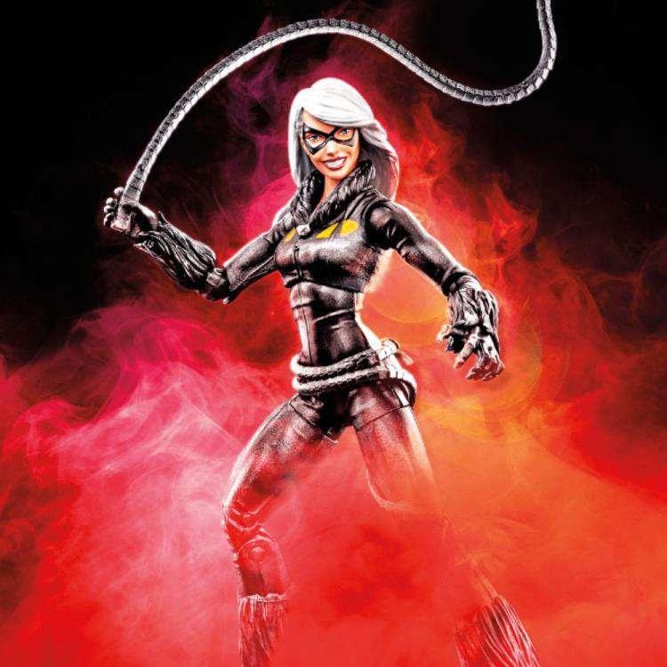 Image of Amazing Spider-Man Marvel Legends Wave 11 (Kingpin BAF) - Black Cat