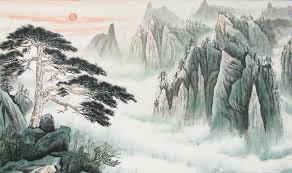 Image result for Ðêm trăng dạo bước dưới rặng thông ở núi Tiên Du