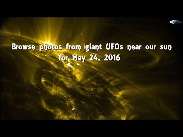 UFO News ~ UFO Appears Over Volcano In Mexico On Live Cam plus MORE Sddefault