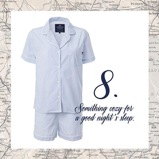 Penny Pajama Blue