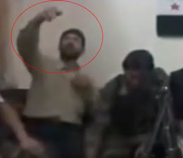 Watch This Real Life Photo Bomb as Syrian Rebel Accidentally Blows Himself Up While Taking Selfie With Cell Phone Detonator