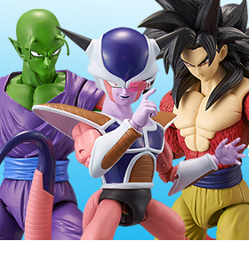 DRAGON BALL DRAGON STARS WAVE 9