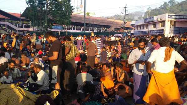 sabarimala accommodation