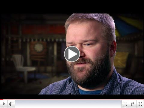 The Walking Dead: Michonne & Season Three - Robert Kirkman Interview