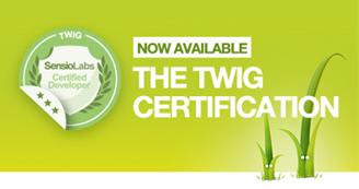 Twig certification