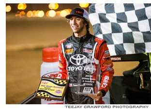 USAC Standout Tanner Thorson Set for ARCA Debut at Springfield Dirt Mile