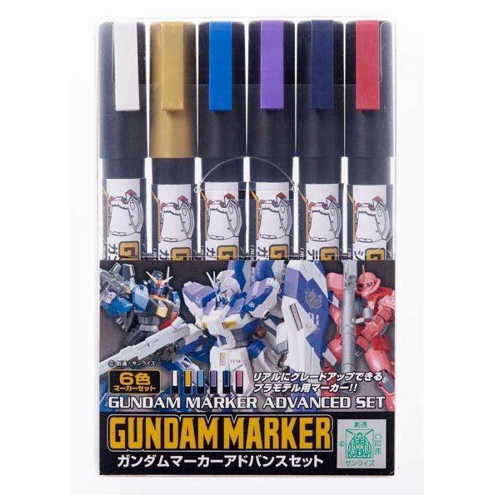 Image of Gundam Marker Advanced Set