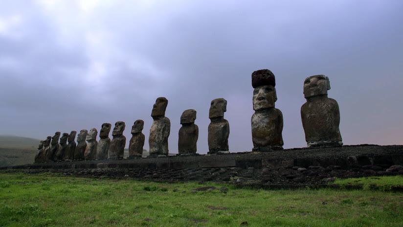 Isla de Pascua: Nueva investigación niega que la civilización isleña colapsara por guerras internas