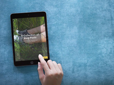 Un nuevo plug-in de WordPress permite convertir un blog en un libroelectrónico