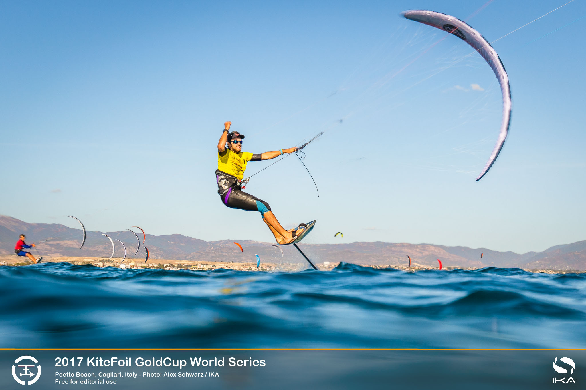 7d99e049 a599 4806 94cb c536edc3efd6 - Final day of racing at KiteFoil World Championships