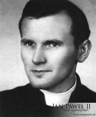 Ksiądz Karol Wojtyła